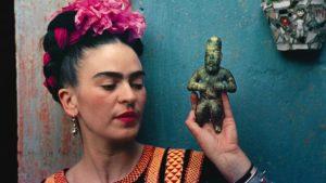 Una exposición para conocer la intimidad de Frida Kahlo - agenda