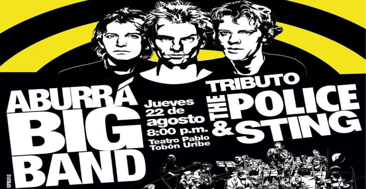 Sting sonará a jazz en el Pablo Tobón Uribe -