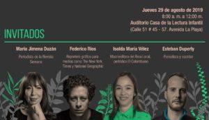III Seminario de Periodismo: toda una expedición periodística - agenda