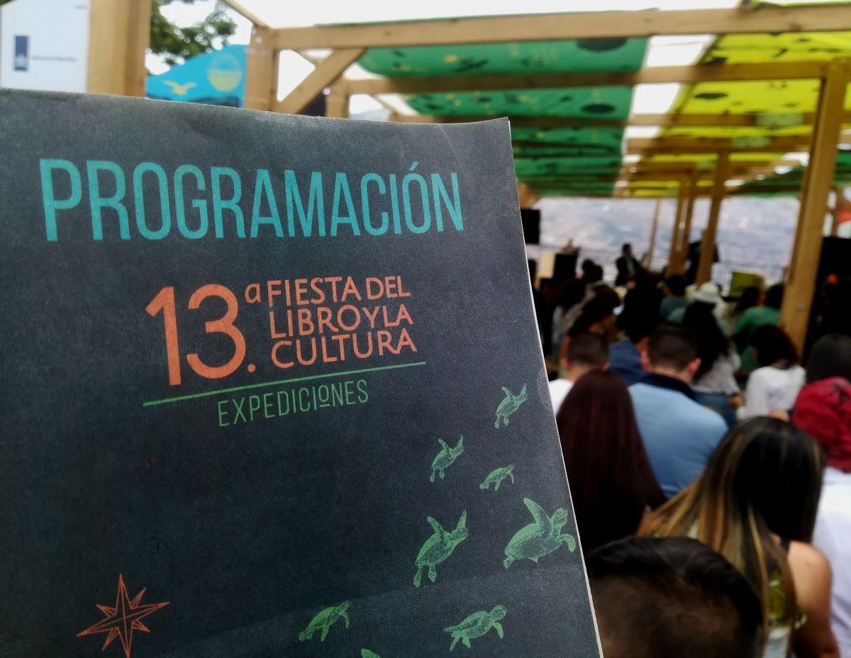 Una gran expedición vivirá Medellín con la Fiesta del Libro -