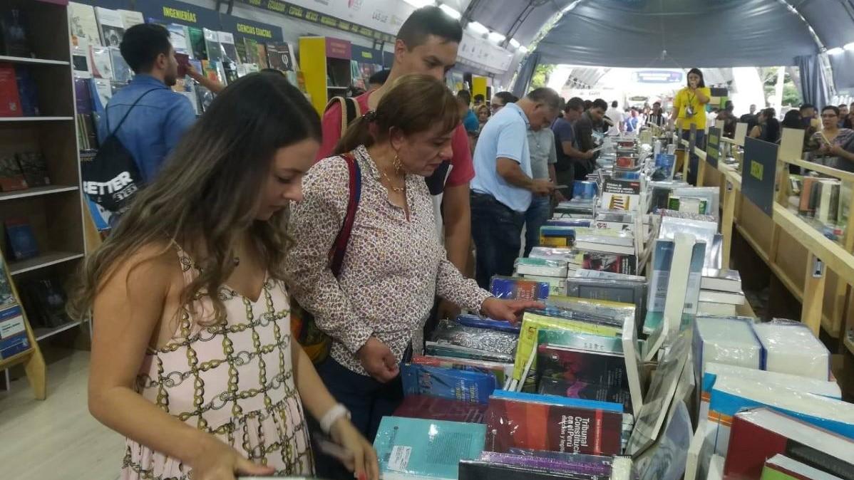13.ª Fiesta del Libro y la Cultura terminó con balances positivos -