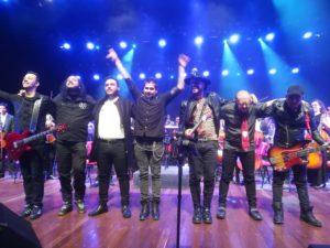 Tributo filarmónico a Soda Stereo: épico y nostálgico - noticias