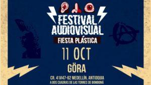 Cine y punk, ingredientes del IV Festival Audiovisual Fiesta Plástica - agenda
