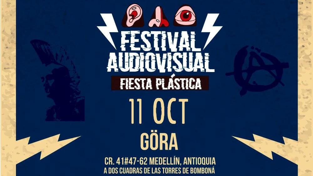 Cine y punk, ingredientes del IV Festival Audiovisual Fiesta Plástica -