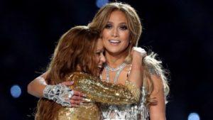 Shakira y Jennifer López, poder latino en el Super Bowl - noticias