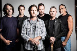 Pearl Jam presenta Gigaton, rock en tiempos oscuros -