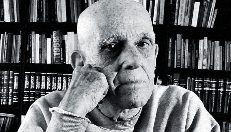 Falleció Rubem Fonseca, ícono de la literatura brasileña -