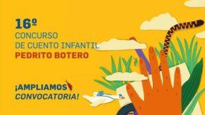 Convocatoria para el Concurso de Cuento Infantil Pedrito Botero va hasta el 3 de agosto -