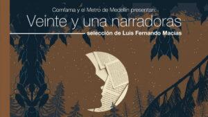 Veinte y una narradoras, el libro de Palabras Rodantes que celebra a las mujeres escritoras -